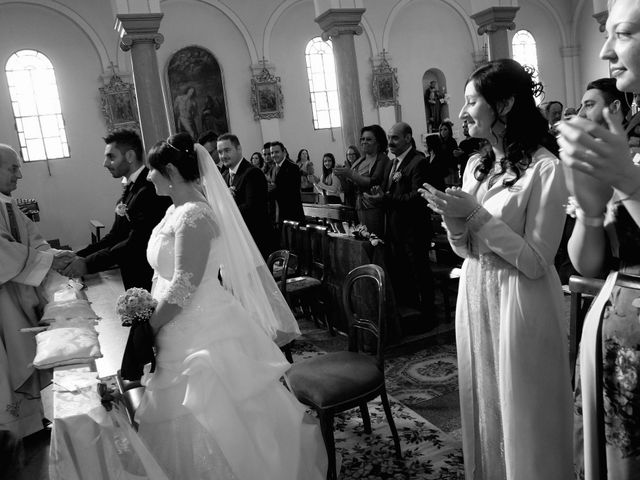 Il matrimonio di Angelo e Elena a Arzergrande, Padova 7