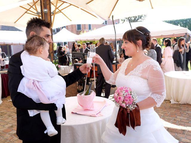 Il matrimonio di Angelo e Elena a Arzergrande, Padova 12