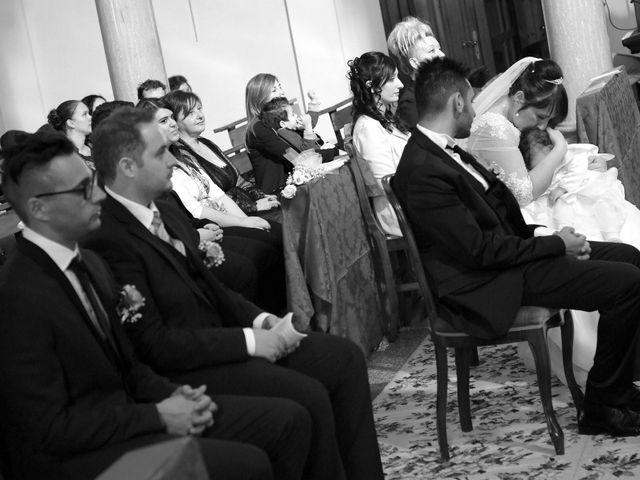 Il matrimonio di Angelo e Elena a Arzergrande, Padova 1