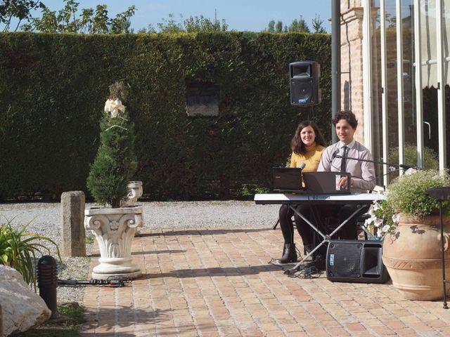 Il matrimonio di Angelo e Elena a Arzergrande, Padova 32