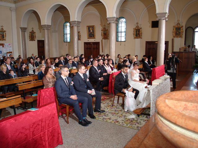 Il matrimonio di Angelo e Elena a Arzergrande, Padova 40