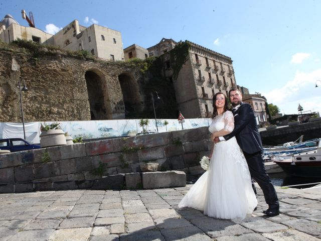 le nozze di Maria e Giorgio