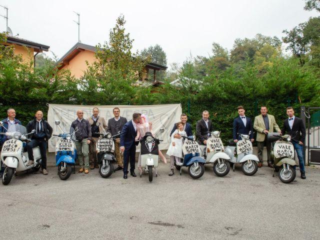 Il matrimonio di Marco e Valentina a Tradate, Varese 6