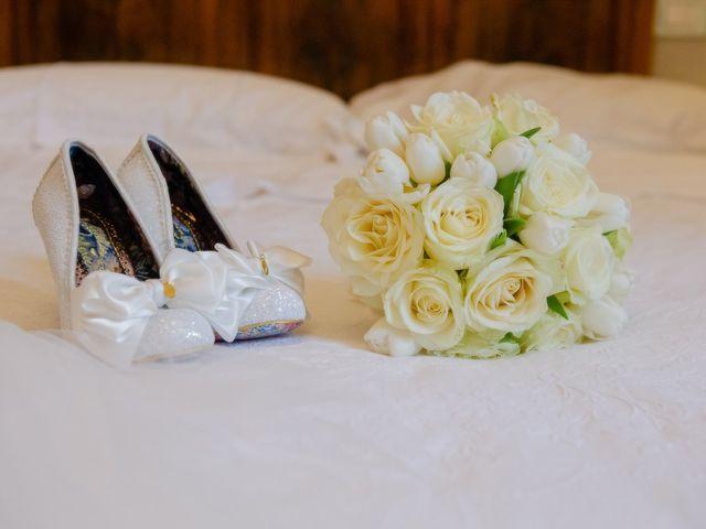 Il matrimonio di Marco e Valentina a Tradate, Varese 8