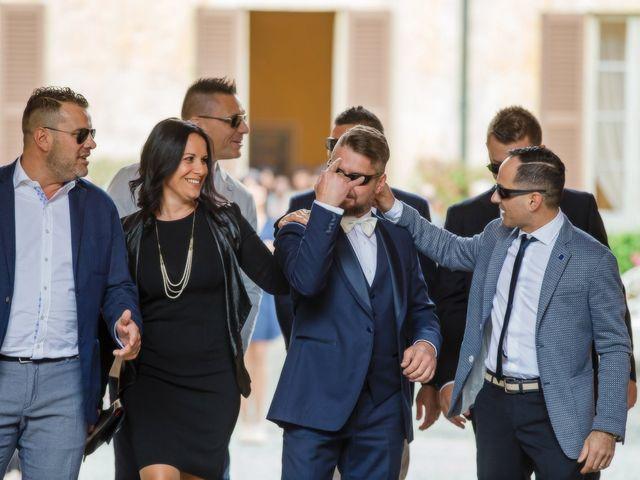Il matrimonio di Marco e Valentina a Tradate, Varese 24
