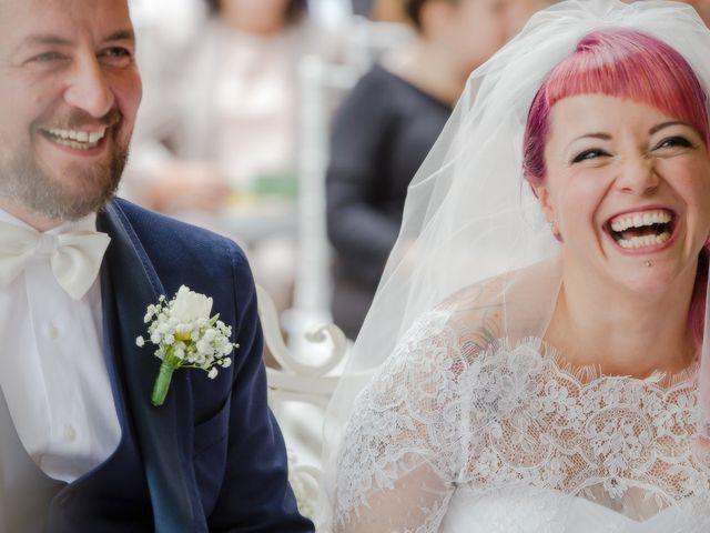 Il matrimonio di Marco e Valentina a Tradate, Varese 28