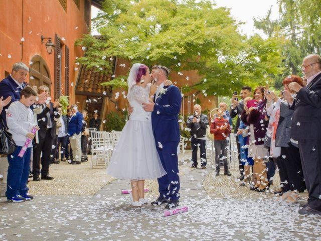 Il matrimonio di Marco e Valentina a Tradate, Varese 1
