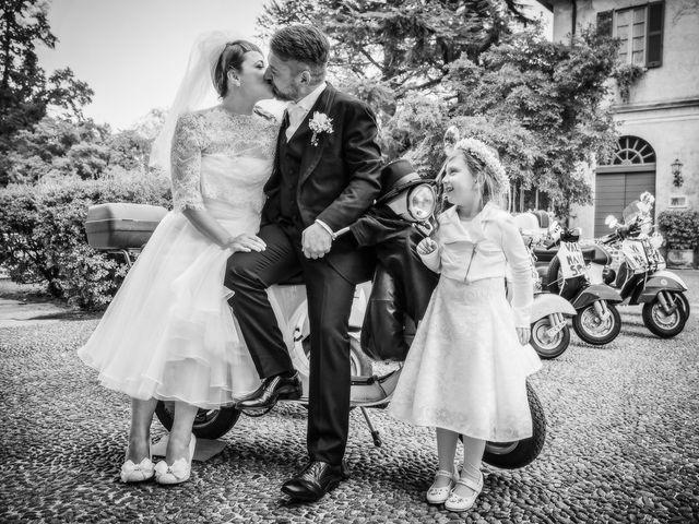Il matrimonio di Marco e Valentina a Tradate, Varese 29