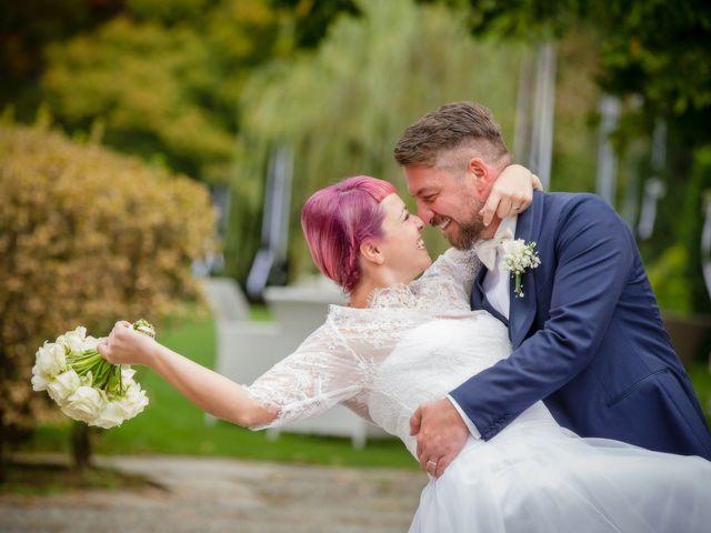 Il matrimonio di Marco e Valentina a Tradate, Varese 35