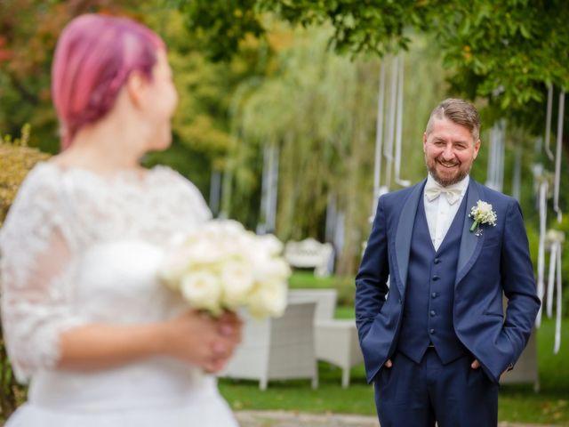 Il matrimonio di Marco e Valentina a Tradate, Varese 37