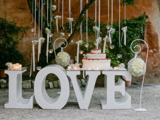 Il matrimonio di Marco e Valentina a Tradate, Varese 42