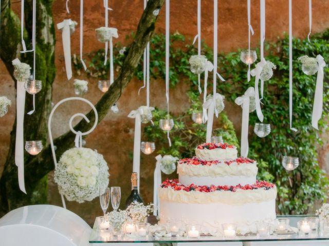 Il matrimonio di Marco e Valentina a Tradate, Varese 43