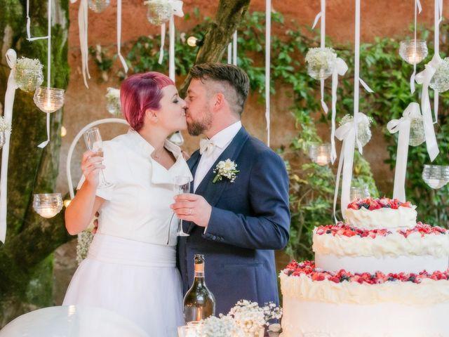Il matrimonio di Marco e Valentina a Tradate, Varese 45