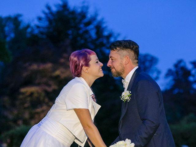 Il matrimonio di Marco e Valentina a Tradate, Varese 47