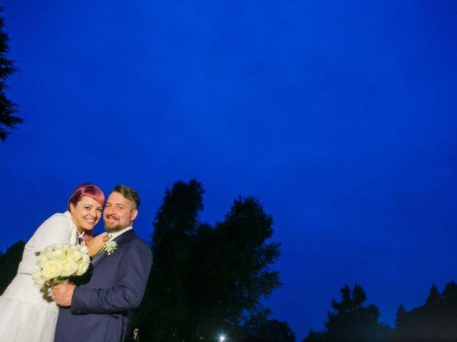 Il matrimonio di Marco e Valentina a Tradate, Varese 48