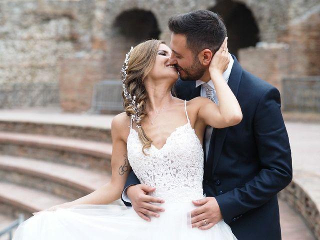 Le nozze di Federica e Fausto Cesare