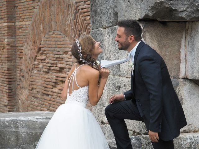 Il matrimonio di Fausto Cesare e Federica a Benevento, Benevento 1