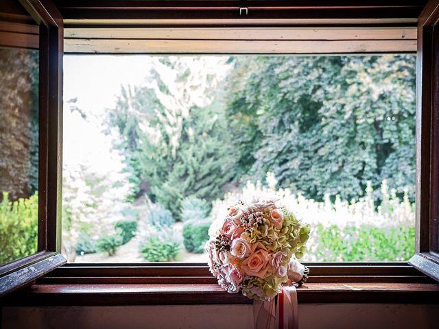 Il matrimonio di Simone e Chiara a Besozzo, Varese 4