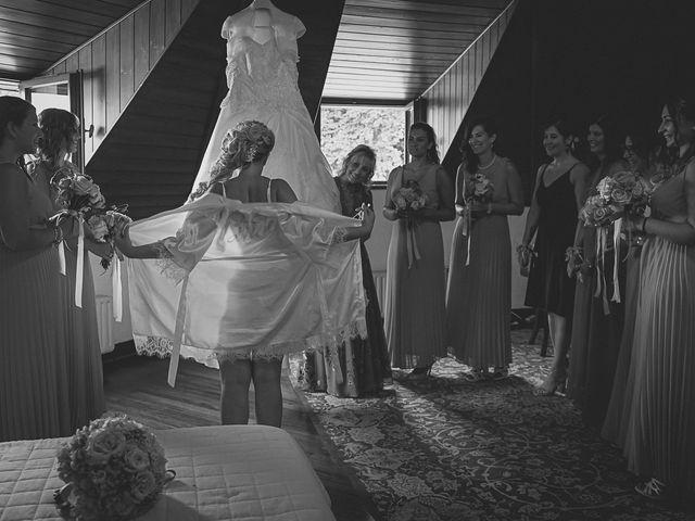 Il matrimonio di Simone e Chiara a Besozzo, Varese 42