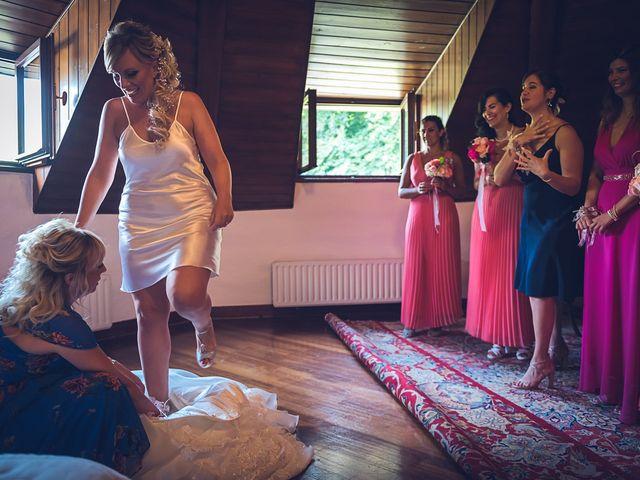 Il matrimonio di Simone e Chiara a Besozzo, Varese 44