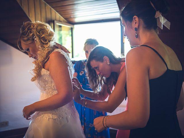 Il matrimonio di Simone e Chiara a Besozzo, Varese 47