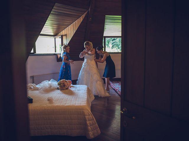 Il matrimonio di Simone e Chiara a Besozzo, Varese 48
