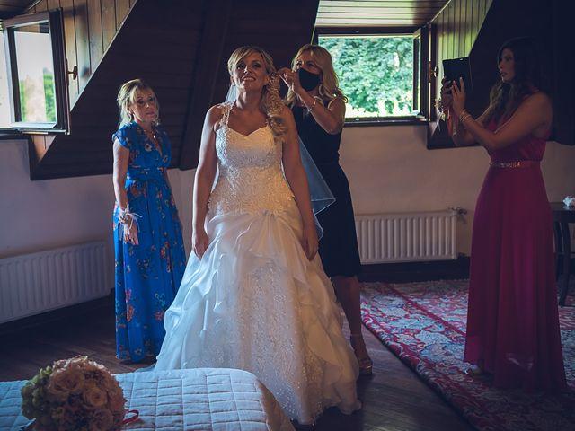 Il matrimonio di Simone e Chiara a Besozzo, Varese 49