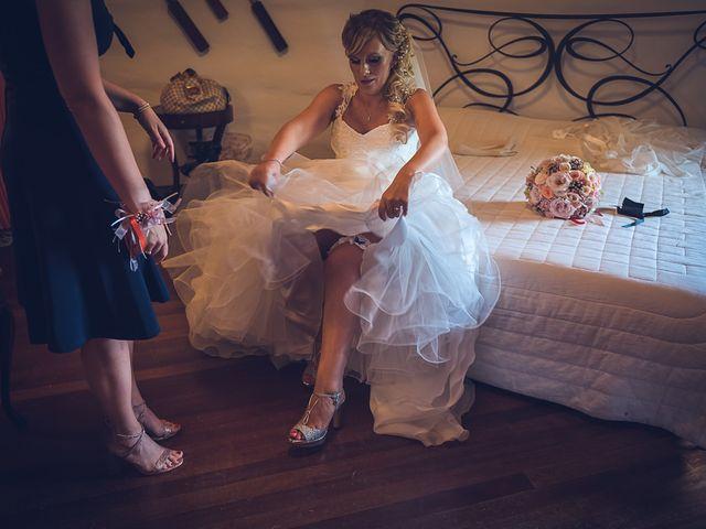 Il matrimonio di Simone e Chiara a Besozzo, Varese 54