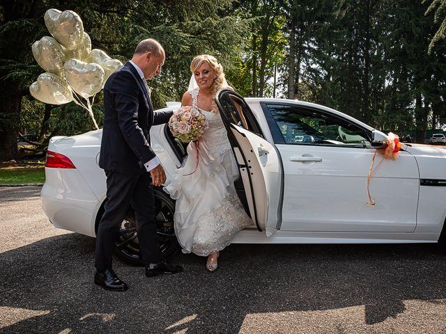 Il matrimonio di Simone e Chiara a Besozzo, Varese 59