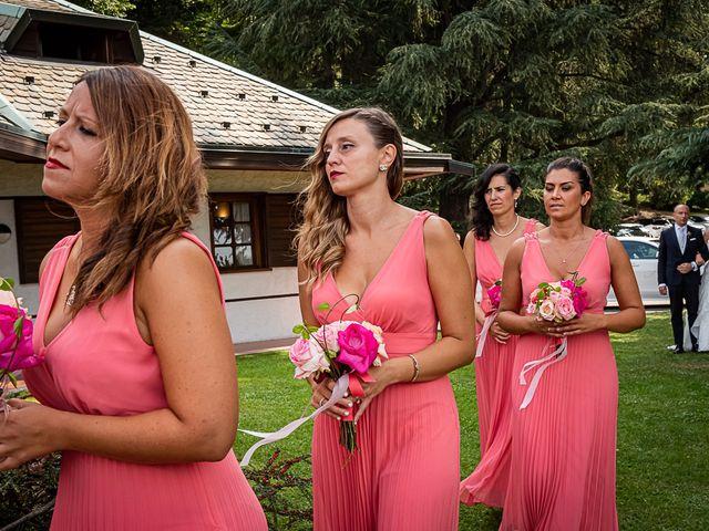 Il matrimonio di Simone e Chiara a Besozzo, Varese 60
