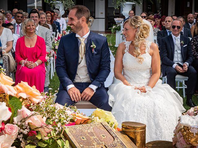 Il matrimonio di Simone e Chiara a Besozzo, Varese 62