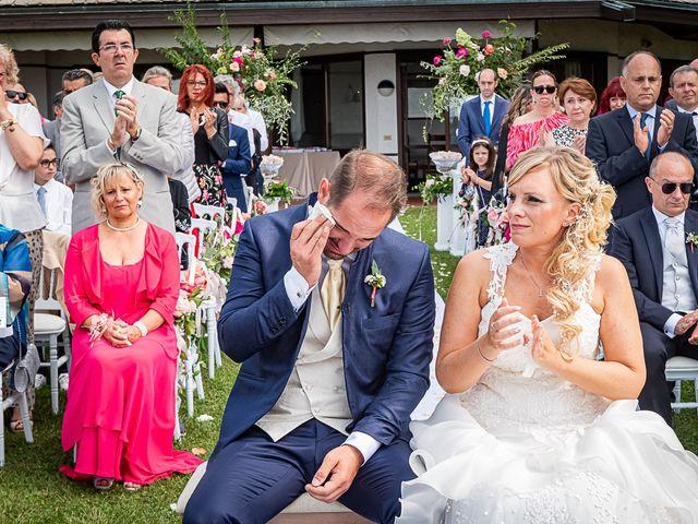 Il matrimonio di Simone e Chiara a Besozzo, Varese 66
