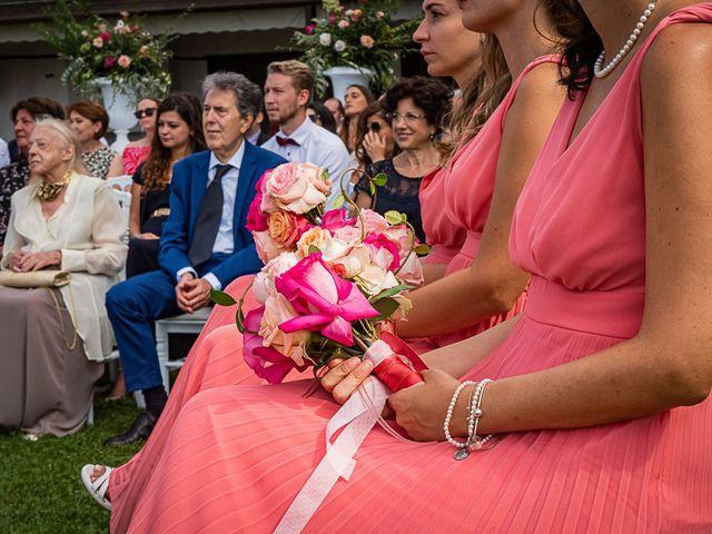 Il matrimonio di Simone e Chiara a Besozzo, Varese 68