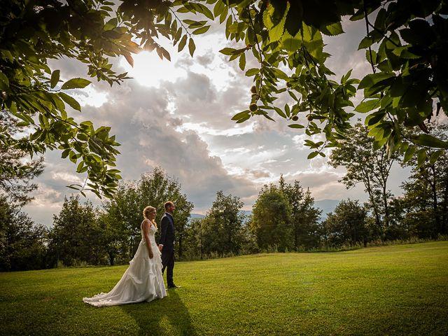 Il matrimonio di Simone e Chiara a Besozzo, Varese 106