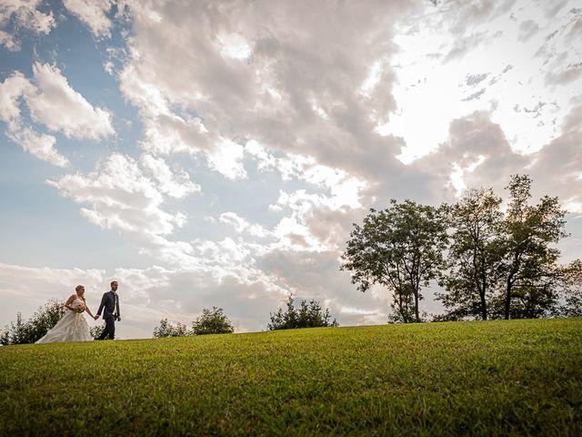 Il matrimonio di Simone e Chiara a Besozzo, Varese 108