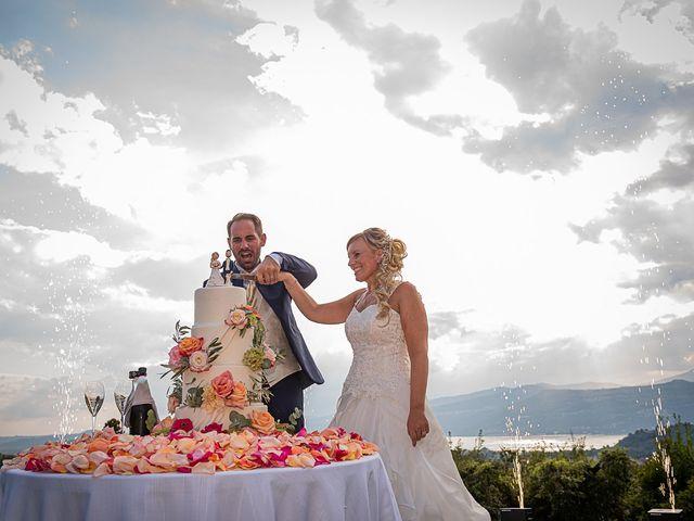 Il matrimonio di Simone e Chiara a Besozzo, Varese 115