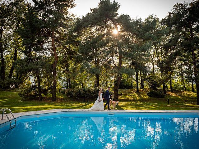 Il matrimonio di Simone e Chiara a Besozzo, Varese 124