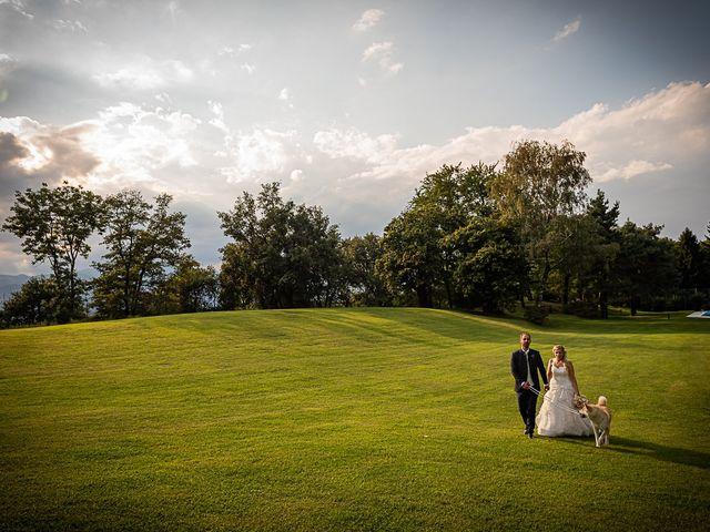 Il matrimonio di Simone e Chiara a Besozzo, Varese 128
