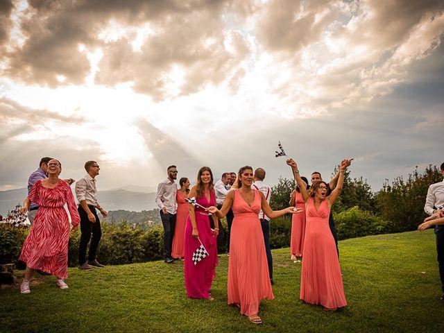 Il matrimonio di Simone e Chiara a Besozzo, Varese 131