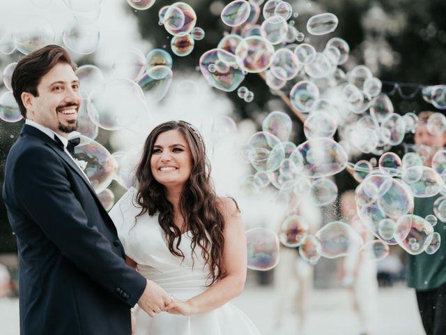 Le nozze di Giulia e Joel