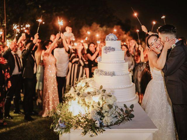 Le nozze di Luca e Mariacristina