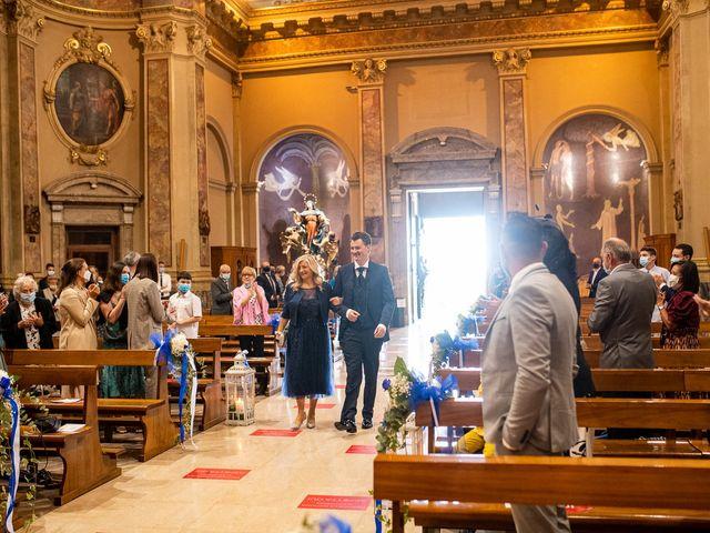 Il matrimonio di Daniele e Monica a Iseo, Brescia 7