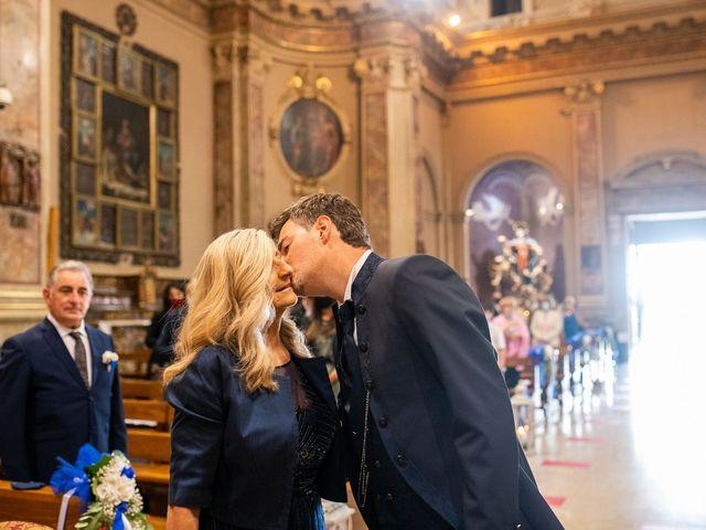 Il matrimonio di Daniele e Monica a Iseo, Brescia 8