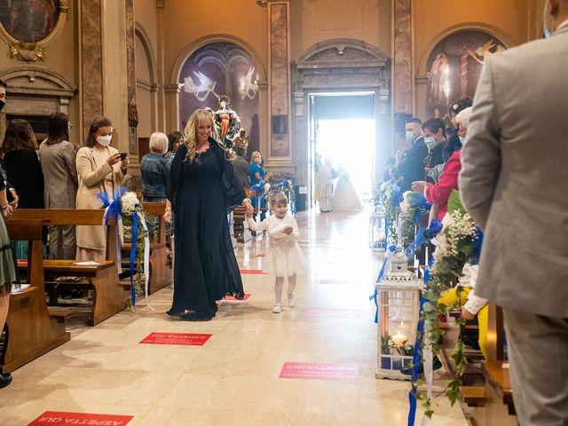 Il matrimonio di Daniele e Monica a Iseo, Brescia 11