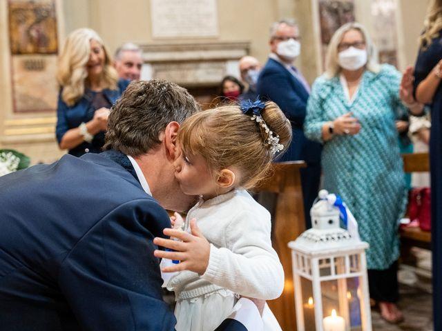 Il matrimonio di Daniele e Monica a Iseo, Brescia 12