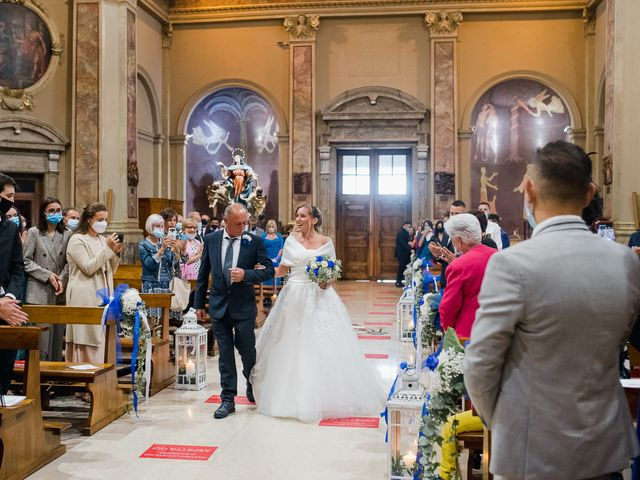 Il matrimonio di Daniele e Monica a Iseo, Brescia 14