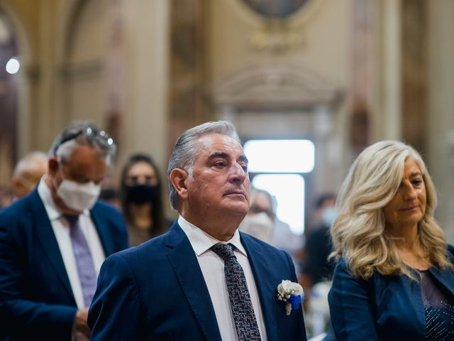Il matrimonio di Daniele e Monica a Iseo, Brescia 18
