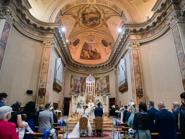 Il matrimonio di Daniele e Monica a Iseo, Brescia 19