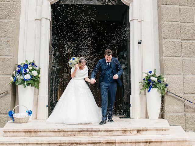 Il matrimonio di Daniele e Monica a Iseo, Brescia 26