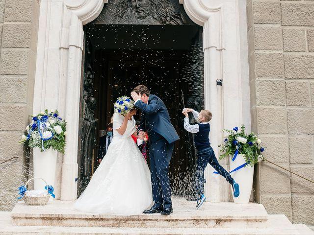 Il matrimonio di Daniele e Monica a Iseo, Brescia 27
